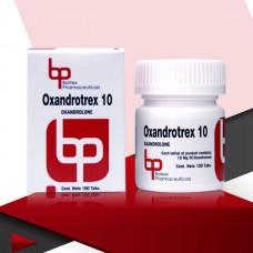 OXANDROTREX 10
