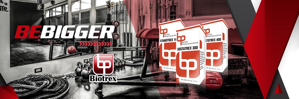 Banner Biotrex 2